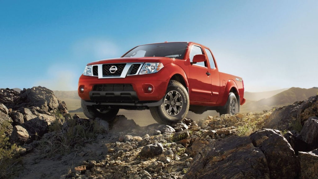 2019 Nissan Frontier Mid Size Truck Nissan Canada