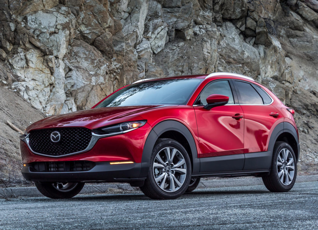 2021 Mazda CX 30 2 5 S Arrives With More Features Same Powe