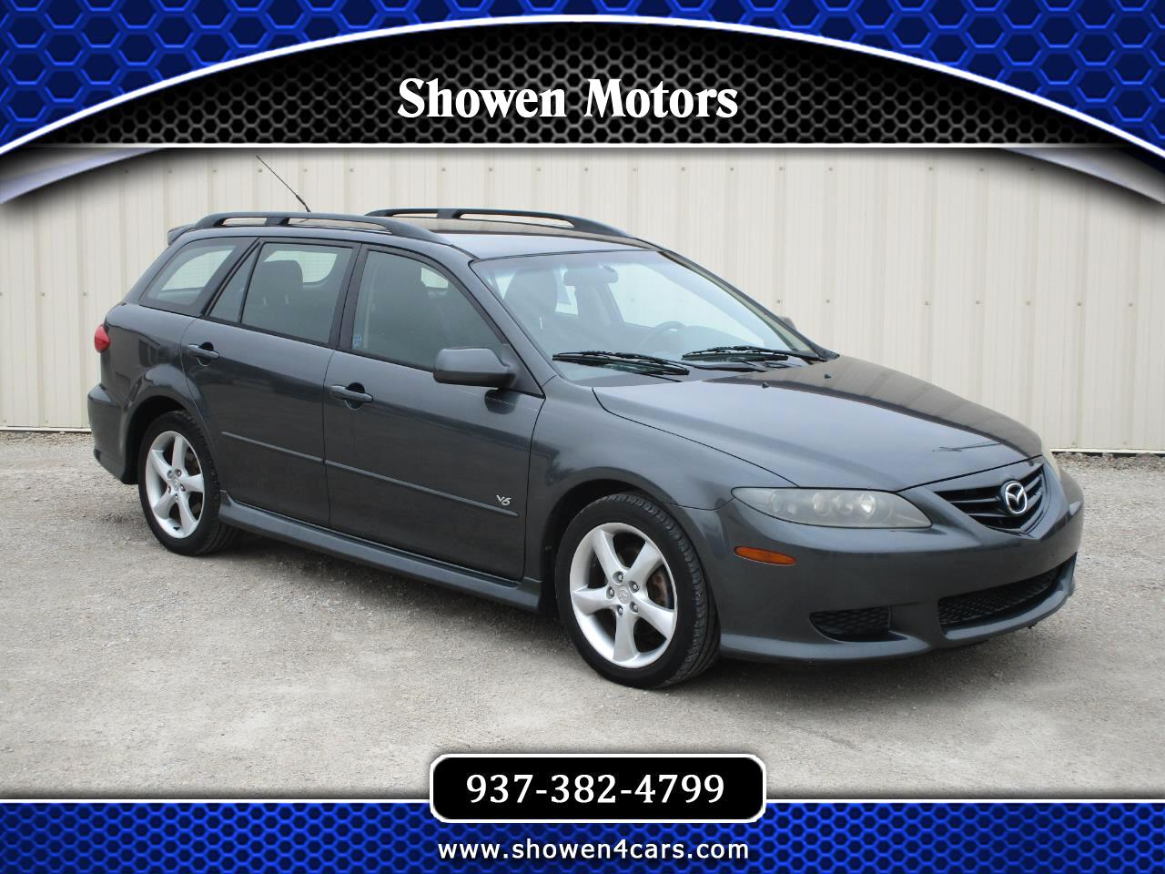 Used 2005 Mazda MAZDA6 Sport Wagon S For Sale In