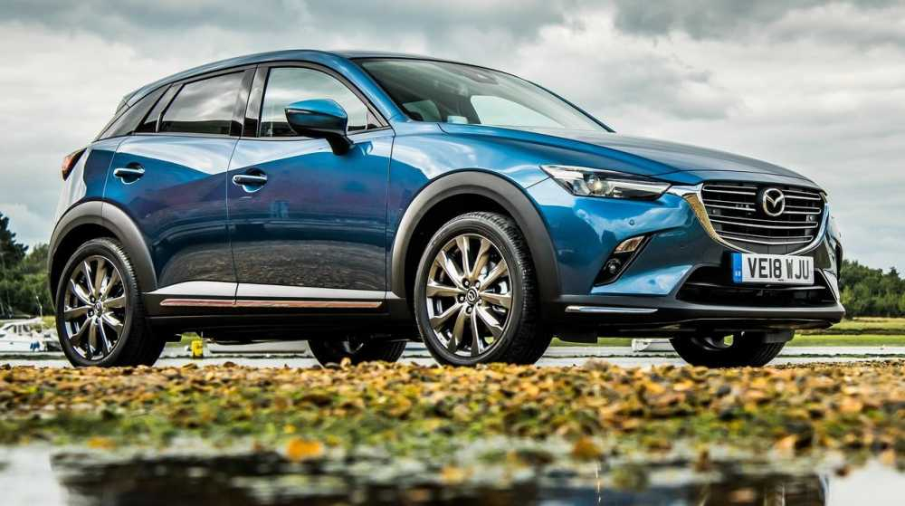 2021 Mazda CX 3 Release Date Price And Changes