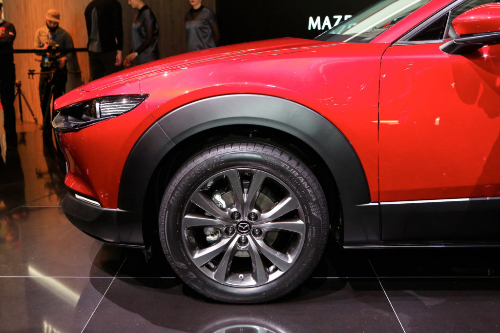 Mazda CX 30 Joins SUV Lineup Slotted Between CX 3 And CX 5