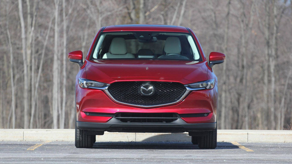 FormaCar Mazda X 5 To Get Two New Engines