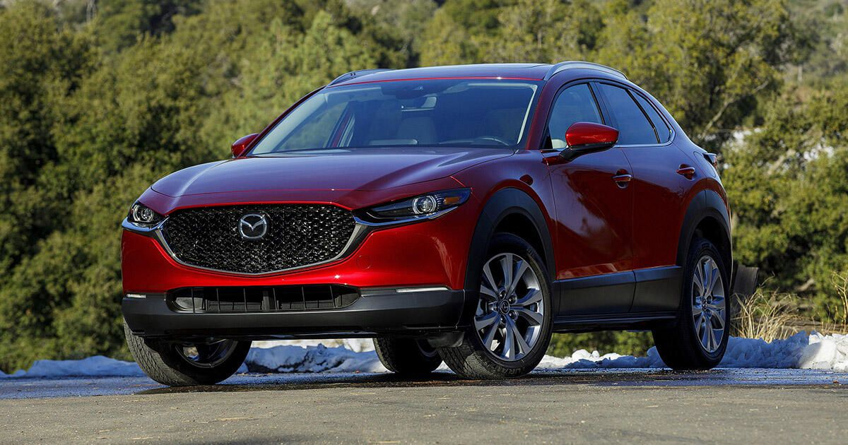 2020 Mazda CX 30 First Drive Review A Stylish SUV That s