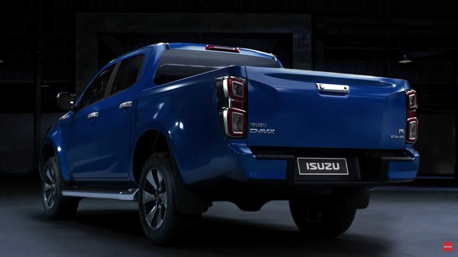 Isuzu D Max 2020 Launched With New Design More Powerful