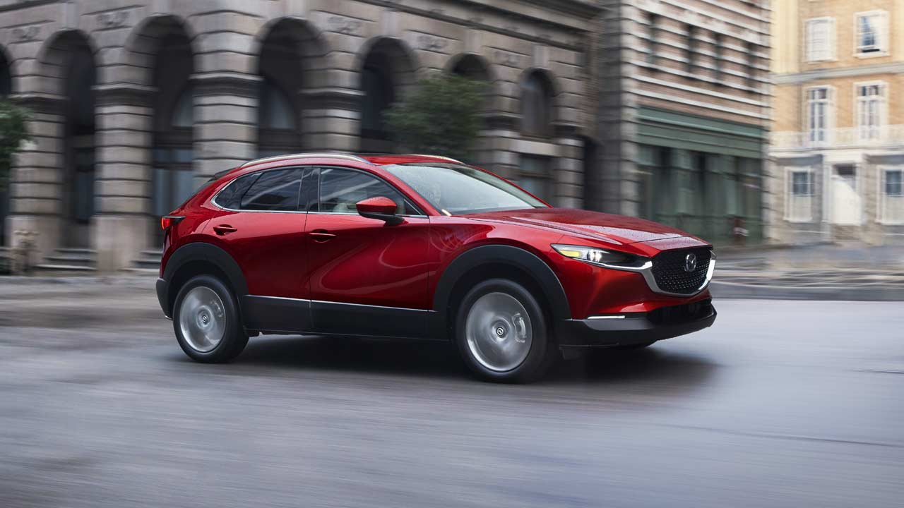 First ever Mazda CX 30 Prices Start At 21 900 Autodevot