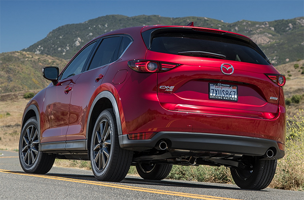 2022 Mazda CX 5 Turbo Changes Engine Specs Release Date